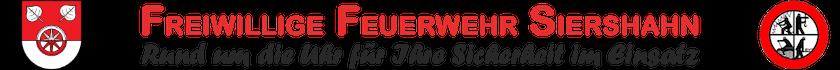 Freiwillige Feuerwehr Siershahn