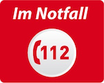 In Notfall: 112
