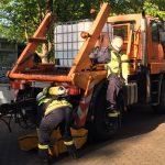 Gemeinschaftsübung der Feuerwehren Siershahn und Arnshöfen