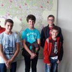 Jugendgruppen der Hilfsorganisationen besuchen Rettungsleitstelle