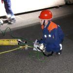 Neues aus der Welt der technischen Hilfeleistung: JF übt mit Hebekissen und hydraulischer Winde
