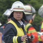 Feuerwehr - Beruf & Hobby des stellvertretenden KFI Hartmut Karwe