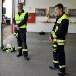 Willkommen Dirk und Jan - Neuzugänge beim Löschzug