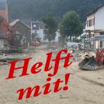 Hochwasser-Katastrophe im Rheinland